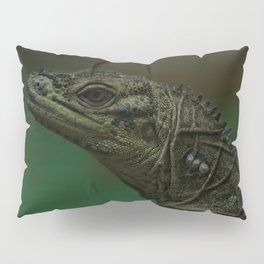 Philippine Sailfin Lizard Pillow Sham