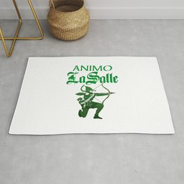 Animo La Salle Art Rug