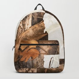 Vermont is Home - Camo Backpack