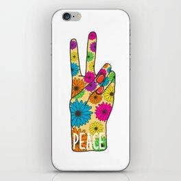 Peace Deuces iPhone Skin