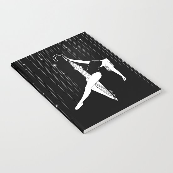 Dancing in the Rain Notebook