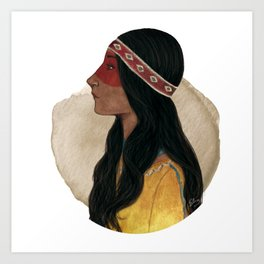 BTATO Native Art Print