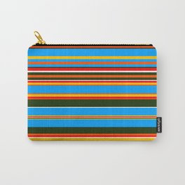Stripes-014 Carry-All Pouch
