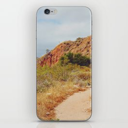 Sandy Trail iPhone Skin