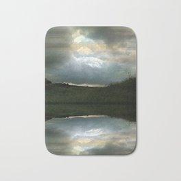 Every Cloud Has a Silver Lining Bath Mat