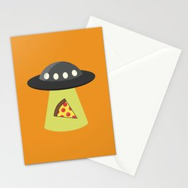 Take Me to Your Pizza Stationery Cards