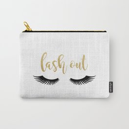 Lash Out Carry-All Pouch
