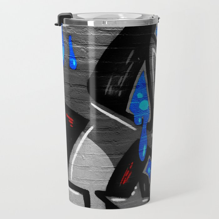 Graffiti 3 Travel Mug