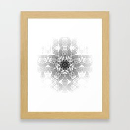 Hearsay attribution with gratitute tinged flavors. Framed Art Print