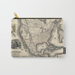 United States - 1849 Carry-All Pouch