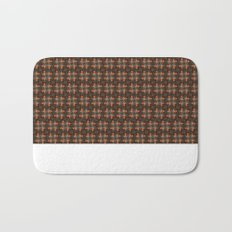 Salad Spinner Pattern Bath Mat