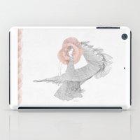spanish iPad Cases featuring Spanish Dancer by küçükbakkal