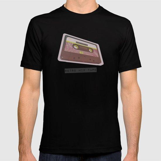 Retro Mix Tape T-shirt