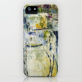 Horse Colorful British Pony iPhone Case