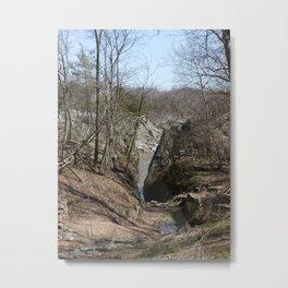 Great Falls Park 2 Metal Print