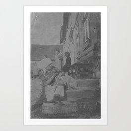 Das Huendlein Art Print