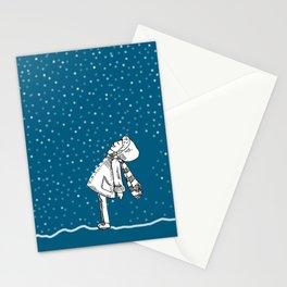Snoweater Stationery Cards