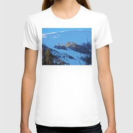 Above the Treeline, Mount Hog's Back T-shirt