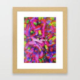 You've Found It Framed Art Print