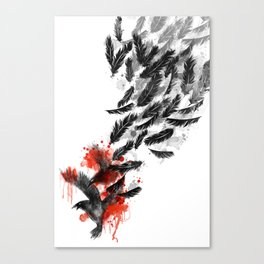 Another Long Fall Canvas Print