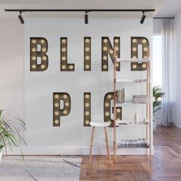 Blind Pig Wall Mural