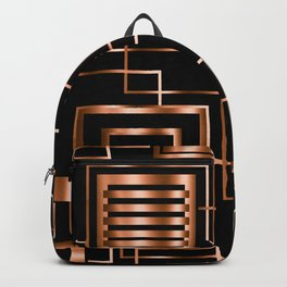 Behind the Copper Bars Backpack