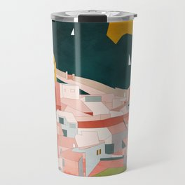 south france coast landscape Travel Mug