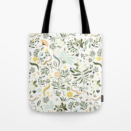 Spring at the Farmhouse Tote Bag