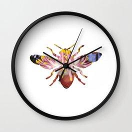 bee_dream_05 Wall Clock