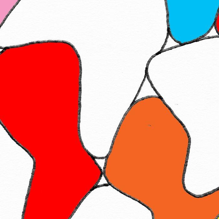 Multi-colored Shapes  Leggings