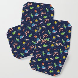 Bug Party Coaster