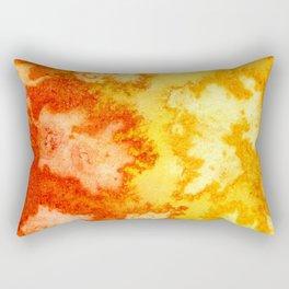 Surface of the Sun Rectangular Pillow