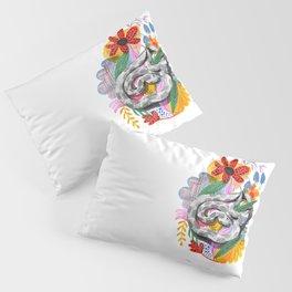Fancy Snake Pillow Sham
