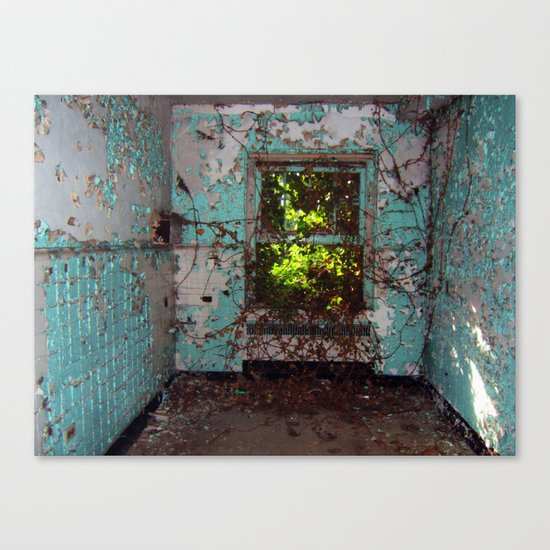 Secret Room Canvas Print