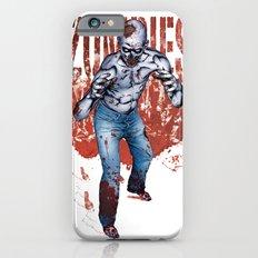 Zombie Walk iPhone 6s Slim Case