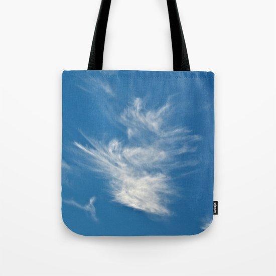 Dancing Sky Tote Bag