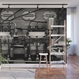 Delicious Engineering Wall Mural