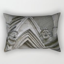 gargoyles Rectangular Pillow