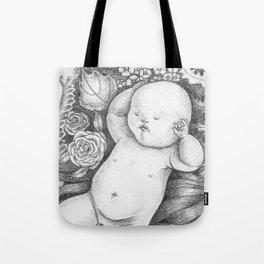 Divine Baby Tote Bag