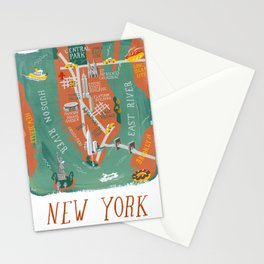I love NY Stationery Cards