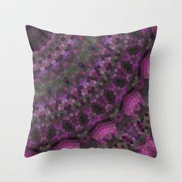 Mandala 8 Throw Pillow
