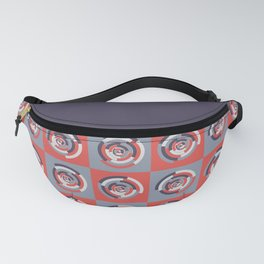 Circle in motion 4 Fanny Pack