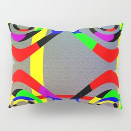 Loudly quiet Pillow Sham
