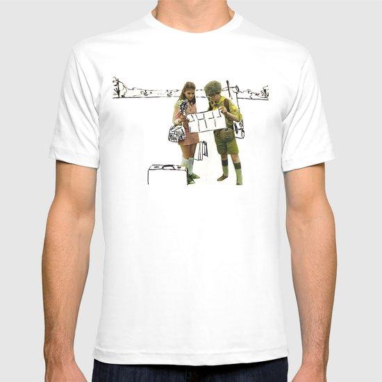 moonrise kingdom II T-shirt