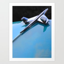 Take Off Art Print