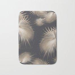 Fan Palm Leaves Paradise #5 #tropical #decor #art #society6 Bath Mat