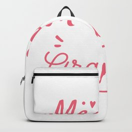 Memaw Because Grandmother Is For Old Ladies For Grandmother Backpack