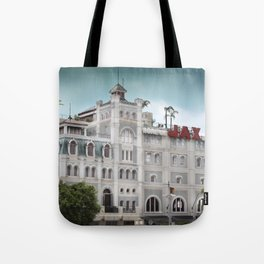 NOLA's Home of Jax Beer Tote Bag