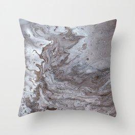 Sand Storm Throw Pillow