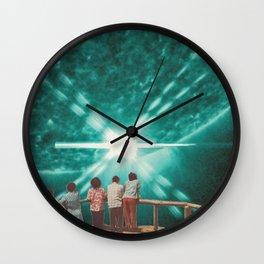 Luminary Wall Clock